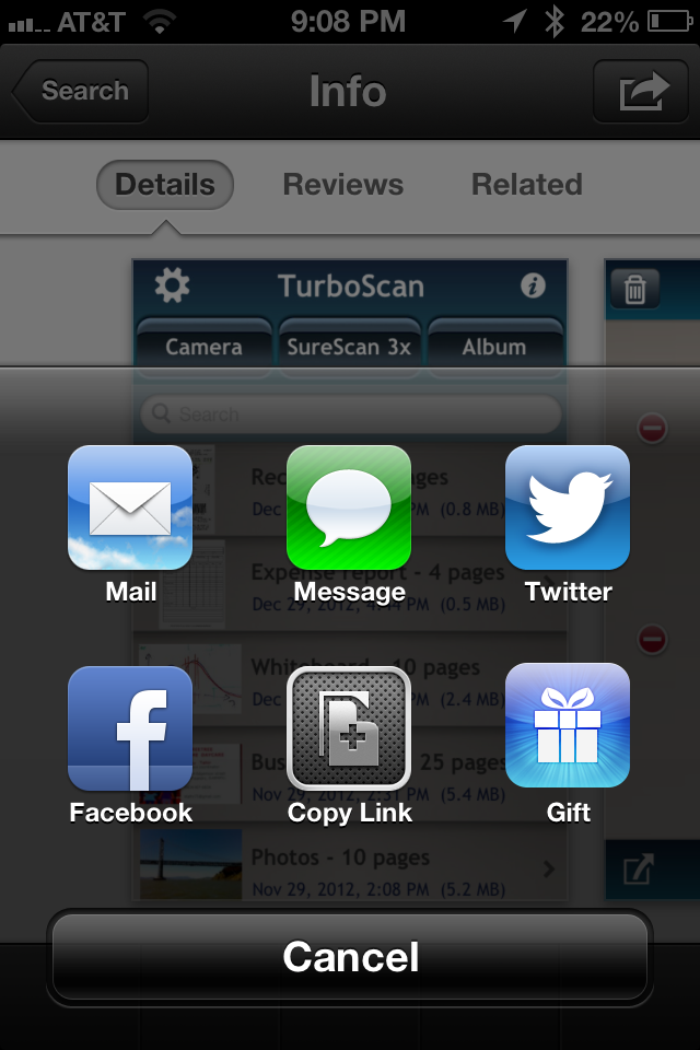Did you know you can gift an iOS app right from your ...