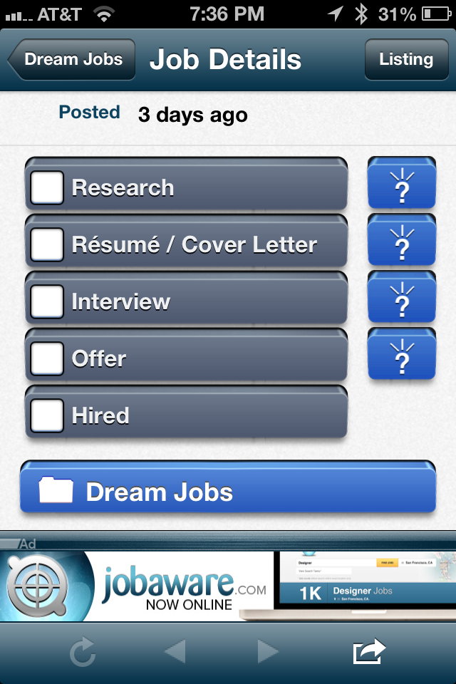 apps to help you find a job and get hired