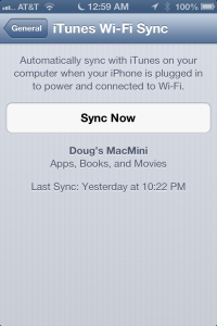How to iPhone, iPad (Mini), and iPod Touch