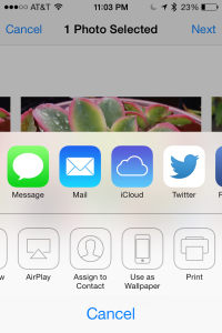 iOS 7 Tip: How to select and set up a wireless printer to directly print from your iPhone, iPad (Mini), and iPod Touch (AirPrint)