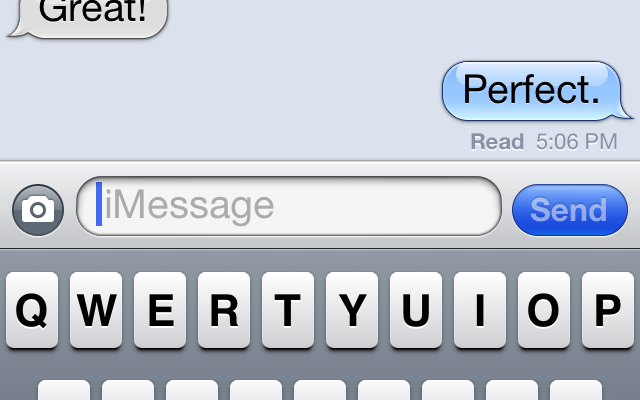 How to change font size of text messages on iPhone, iPad (Mini), and iPod Touch