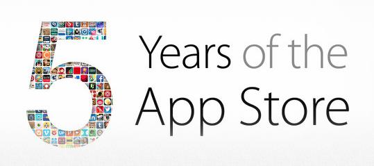10 Premium Apps go Free to celebrate 5 Year App Store Anniversary