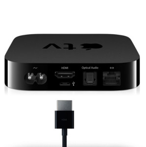 Apple TV Ports