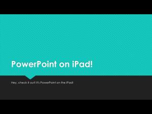 7. PowerPoint 2