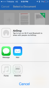 How to use iMessages to quickly, securely, and easily share files (between Mac and iPhone, iPad, iPod Touch)