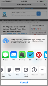 iOS 8 Tip: How to use extensions in Safari on iPhone, iPad, and iPod Touch