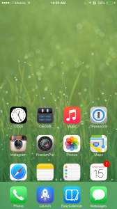 iOS 8 Hidden Feature: How to access Notification Center with Reachability on iPhone 6 and 6 Plus