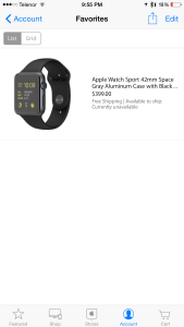 How to Pre-Order the Apple Watch