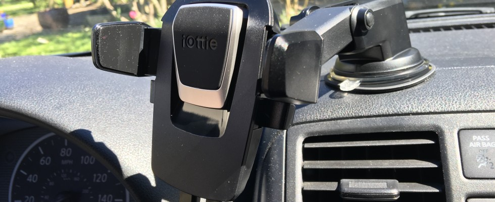 Review of 4 iPhone Car Mounts